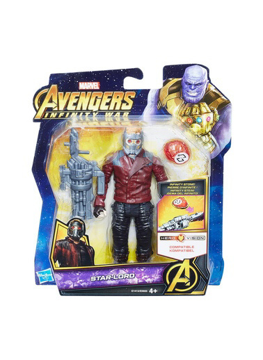 Avengers Avengers Infinity War Starlord Renkli